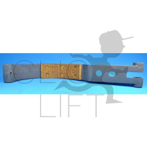 Brake arm + lining for 10AT/ATL sold by the unit