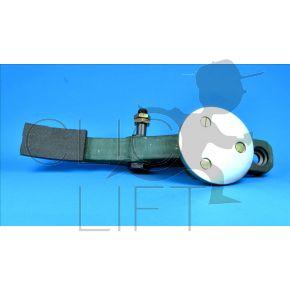 Brake arm + lining for 11VTR (electrobrake lg 105mm) Sold by the unit