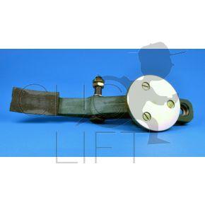 Brake arm + lining for 11VTR (electrobrake lg 133mm) Sold by the unit