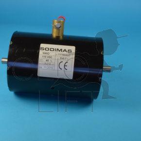110Vdc coil for new brake kit winch FF-reference kit 30SO052P00012-30SO052P00015-30SO052P00016 Kit frein treuil FF320 / FF600 / FF610 / FF620 / FF650 / FF700 - Bobine 110VCC