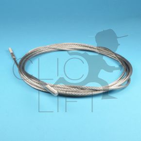 Aircord for door B/2 PO-950mm