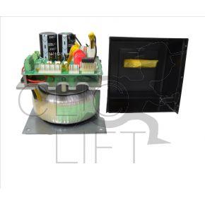 Power supply for MCI D-E 20V /48V