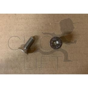 Box of 200 screw -for peignes escalator 506NCE-510